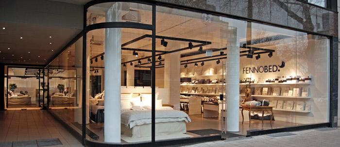 boxspringbett in d sseldorf kaufen bei fennobed. Black Bedroom Furniture Sets. Home Design Ideas